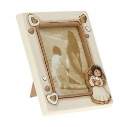 Portafoto grande da parete/appoggio angelo - Thun
