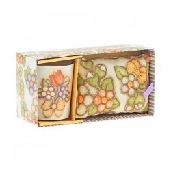 Confezione minicandela + cuscino profumato Country - Thun