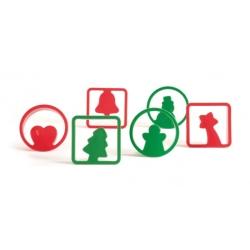 CHRISTMASCOOKIES - Tagliabiscotti Natalizio