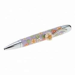 Penna a sfera Country Texture Lilac - Thun