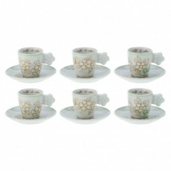Confezione 6 tazzine espresso Eleganza - Thun