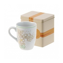 Mug con scatola in latta Eleganza - Thun