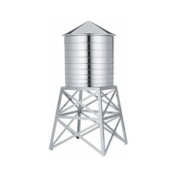 Water Tower, Contenitore E Base - Alessi