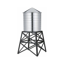 Water Tower, Contenitore Base B - Alessi