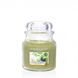 Cuban Mojito Giara Media - Yankee Candle