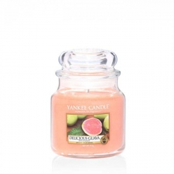 Delicious Guava Giara Media - Yankee Candle