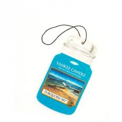 Turquoise Sky Car Jar - Yankee Candle