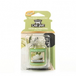 Vanilla Lime, Car Jar Ultimate - Yankee Candle