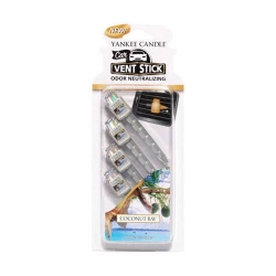 Coconut Bay Car Vent Sticks - Yankee Candle