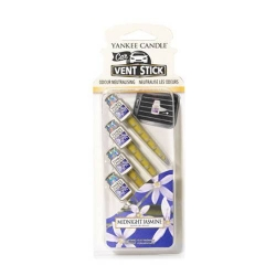 Midnight Jasmine Car Vent Sticks - Yankee Candle