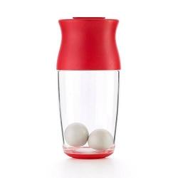 Shaker per impasti, rosso - Lékué