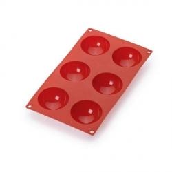 """Stampo """"Semisfera"""" 6 porzioni in silicone - Lékué"""