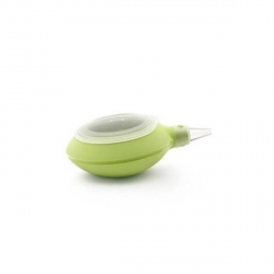 Decomax con 6 bocchette in silicone, verde - Lékué