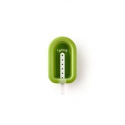 """Stampo ghiacciolo/gelato """"Mini"""" in silicone, verde - Lékué"""