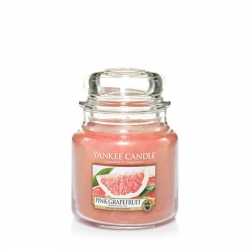 Pink Grapefruit Giara Media - Yankee Candle