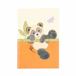 Notebook A5 Panda - Thun