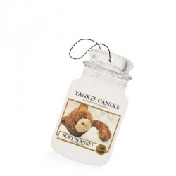 Soft Blanket Car Jar - Yankee Candle