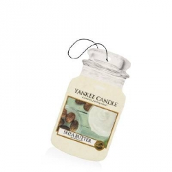 Shea Butter Car Jar - Yankee Candle