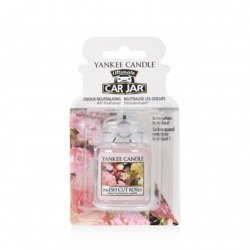Fresh Cut Roses, Car Jar Ultimate - Yankee Candle