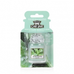 Aloe Water, Car Jar Ultimate - Yankee Candle