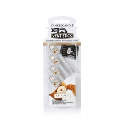 Soft Blanket Car Vent Sticks - Yankee Candle