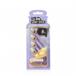 Lemon Lavender Car Vent Sticks - Yankee Candle