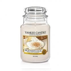 Spiced White Cocoa Giara Grande - Yankee Candle