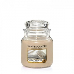 Warm Cashmere Giara Media - Yankee Candle