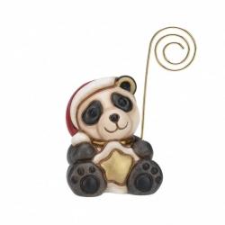 Segnaposto panda con stella - Thun