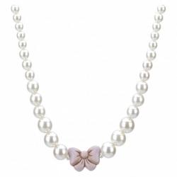 Collana Ribbon And Pearls Degrade - Thun