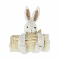 Gift set peluche con copertina Coniglio - Thun