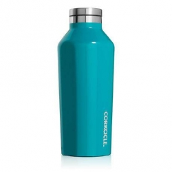 Canteen, Borraccia Termica Ml. 270, Blu petrolio - Corkcicle