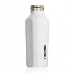 Canteen, Borraccia Termica Ml. 270, Bianco - Corkcicle