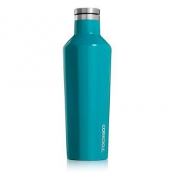 Canteen, Borraccia Termica Ml. 475, Blu petrolio - Corkcicle
