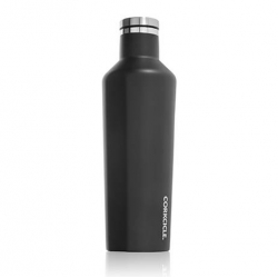 Canteen, Borraccia Termica Ml. 475, Nero Opaco - Corkcicle