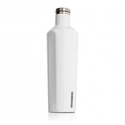Canteen, Borraccia Termica Ml. 740, Bianco - Corkcicle