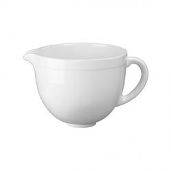 Ciotola in Ceramica Bianca da 4,8 litri - KitchenAid