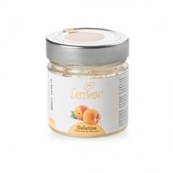 Gelatina aroma albicocche 200 gr.