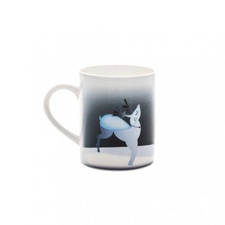Blue Xmas, Mug renna - Alessi