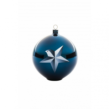 Blue Xmas, Decorazione albero stella - Alessi