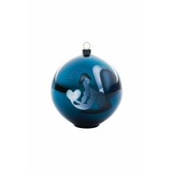 Blue Xmas, Decorazione albero angelo - Alessi