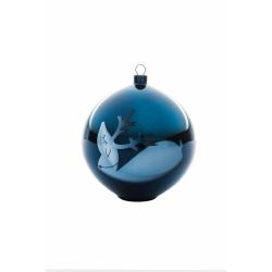 Blue Xmas, Decorazione albero renna - Alessi