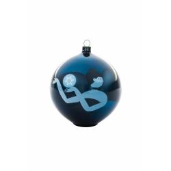 Blue Xmas, Decorazione albero ballerina - Alessi