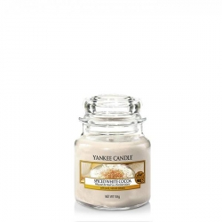 Spiced White Cocoa Giara Piccola - Yankee Candle
