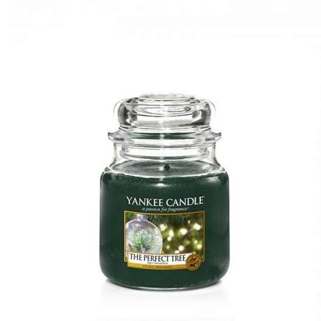 The Perfect Tree Giara Media - Yankee Candle