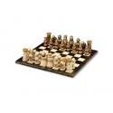 Pedone statuina scacchiera, champagne - Thun