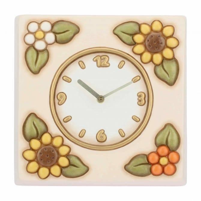 Orologio country thun idea regalo design for Costo orologio da parete thun