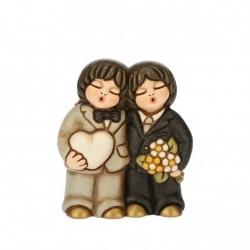 Coppia sposi lui + lui - Thun