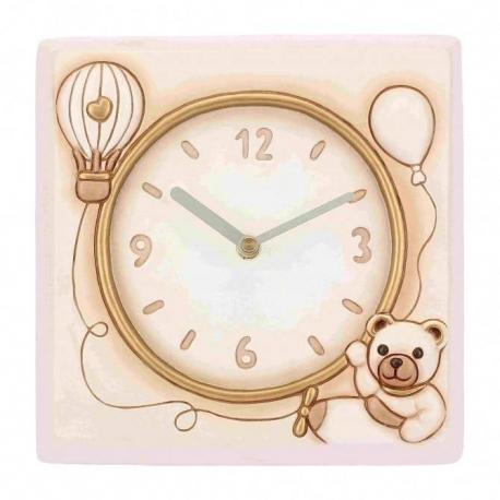 Orologio quadrato teddy unisex thun idea regalo design for Orologi da parete thun 2016