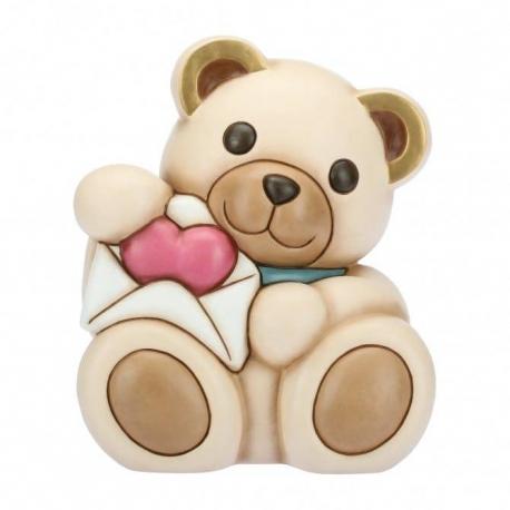 Teddy San Valentino Cm. 30 , Thun
